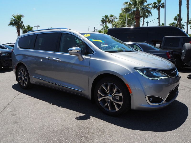 2017 Chrysler Pacifica Limited 4dr Wagon - 17677105 - 2