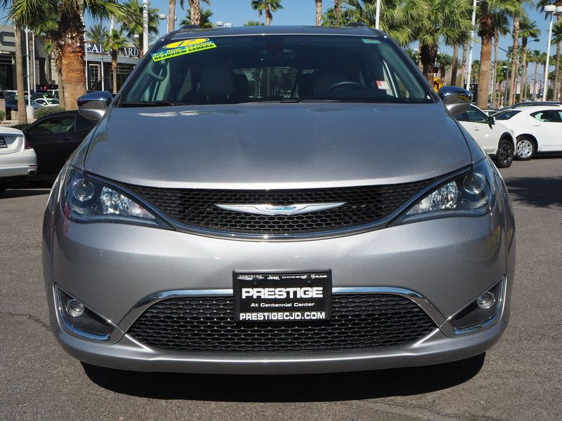 2017 Chrysler Pacifica Limited 4dr Wagon - 17725015 - 1
