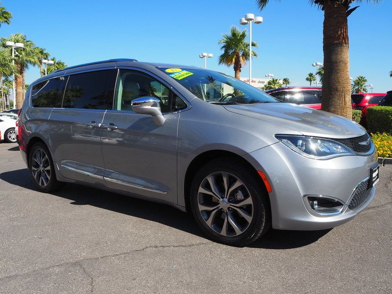 2017 Chrysler Pacifica Limited 4dr Wagon - 17725015 - 2