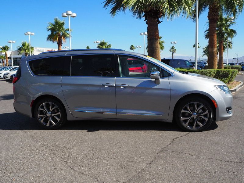 2017 Chrysler Pacifica Limited 4dr Wagon - 17725015 - 3