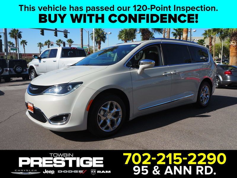 2017 Chrysler Pacifica Limited 4dr Wagon - 17729991 - 0