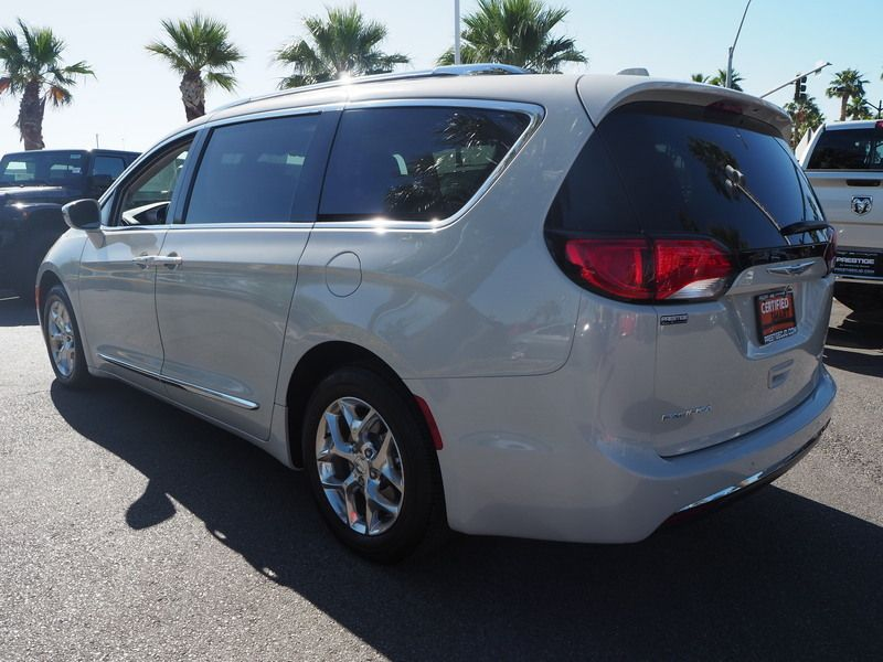 2017 Chrysler Pacifica Limited 4dr Wagon - 17729991 - 12