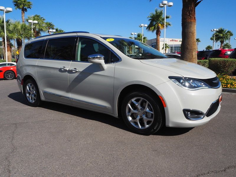 2017 Chrysler Pacifica Limited 4dr Wagon - 17729991 - 2
