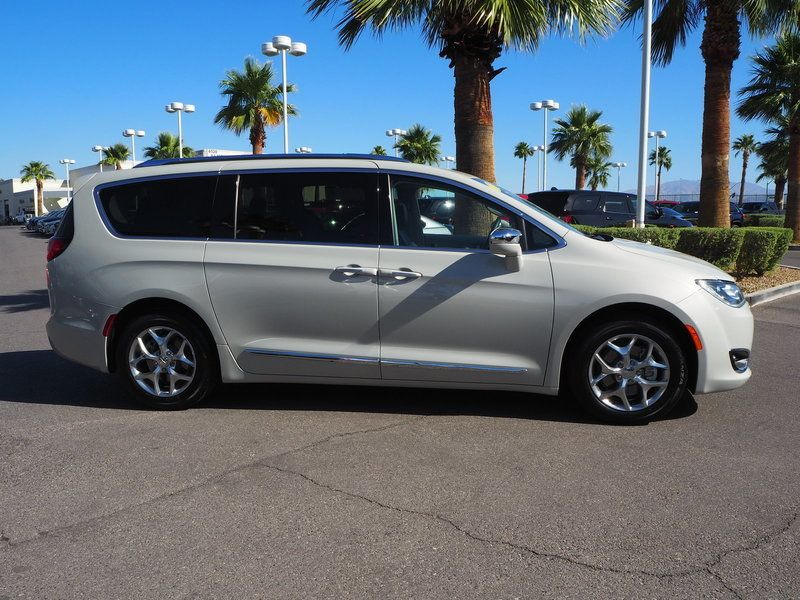 2017 Chrysler Pacifica Limited 4dr Wagon - 17729991 - 3