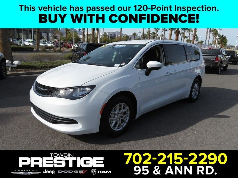 2017 Chrysler Pacifica LX 4dr Wagon - 17242244 - 0