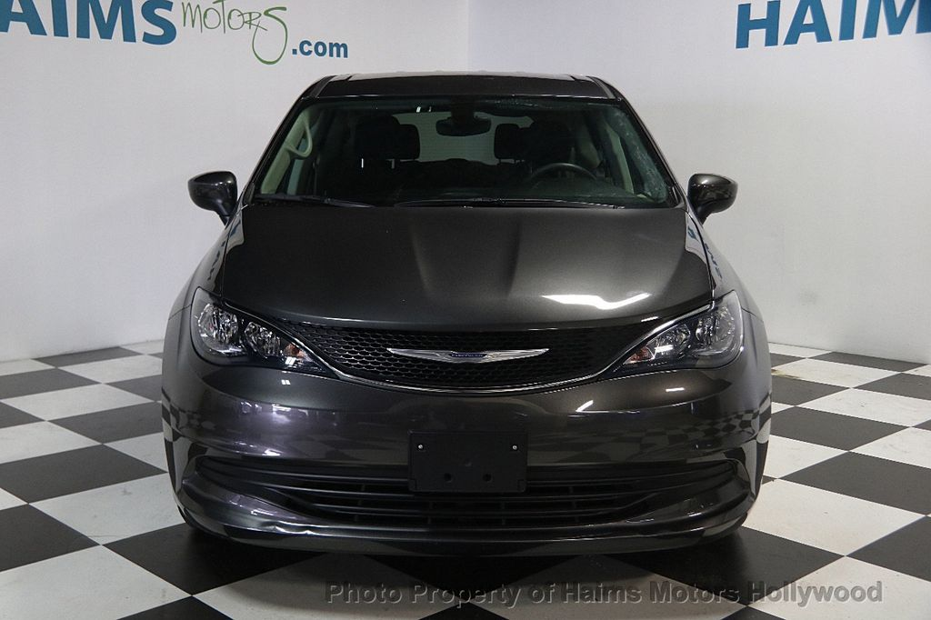 2017 used chrysler pacifica touring 4dr wagon at haims motors serving fort lauderdale hollywood. Black Bedroom Furniture Sets. Home Design Ideas
