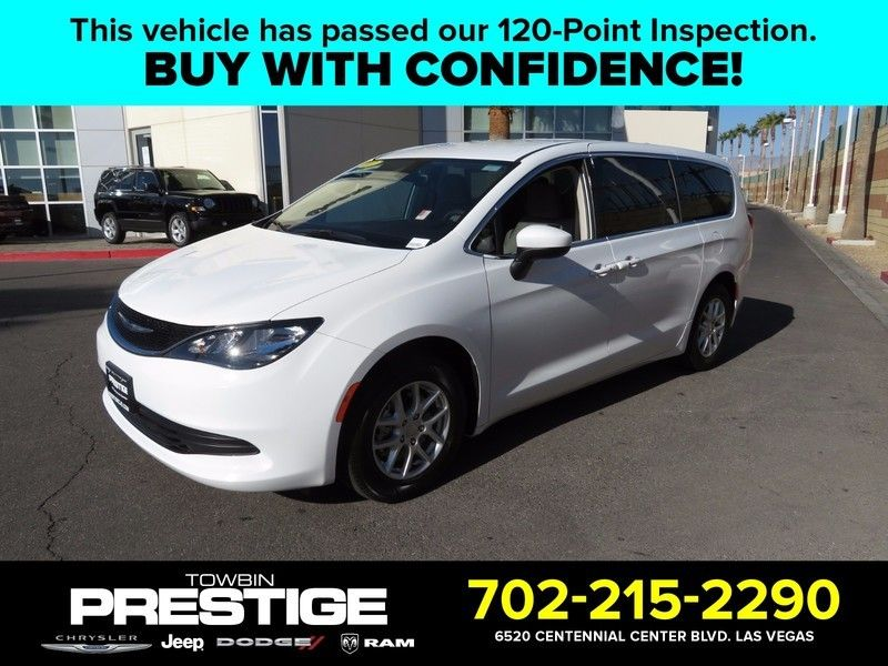 2017 Chrysler Pacifica Touring 4dr Wagon - 16832946 - 0