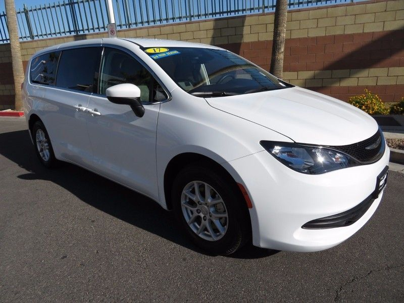 2017 Chrysler Pacifica Touring 4dr Wagon - 16832946 - 2