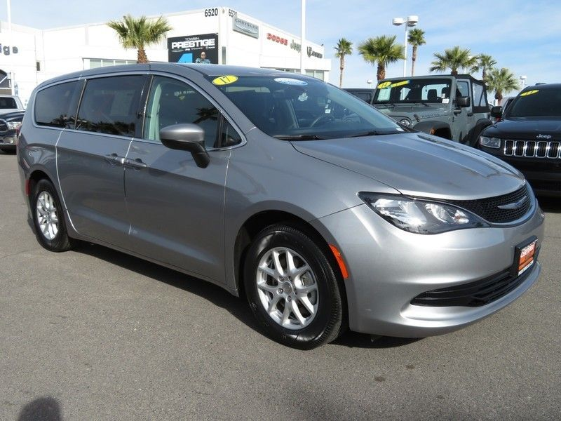 2017 Chrysler Pacifica Touring 4dr Wagon - 17252276 - 2