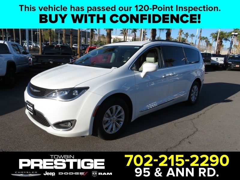2017 Chrysler Pacifica Touring-L 4dr Wagon - 17234791 - 0