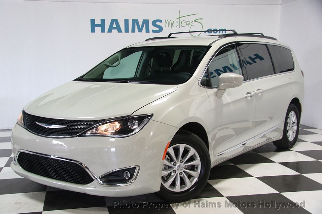 2017 Chrysler Pacifica Touring L Fwd 16725726 35