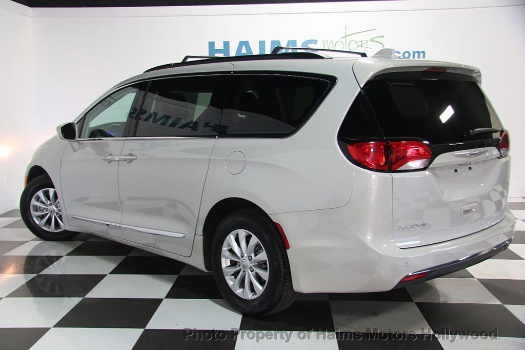 2017 used chrysler pacifica touring l fwd at haims motors serving fort lauderdale hollywood