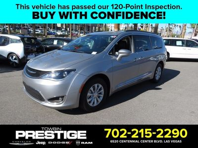 2017 Chrysler Pacifica - 2C4RC1BG5HR569202