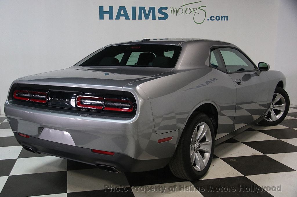 2017 Used Dodge Challenger At Haims Motors Serving Fort