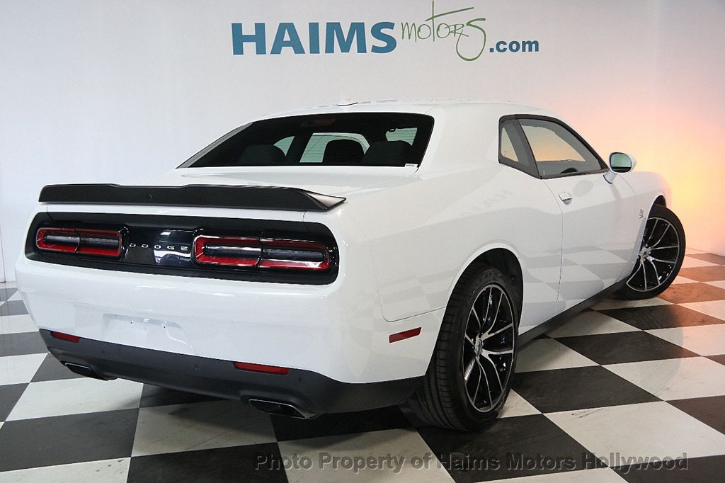 2017 used dodge challenger r t scat pack coupe at haims motors serving fort lauderdale. Black Bedroom Furniture Sets. Home Design Ideas