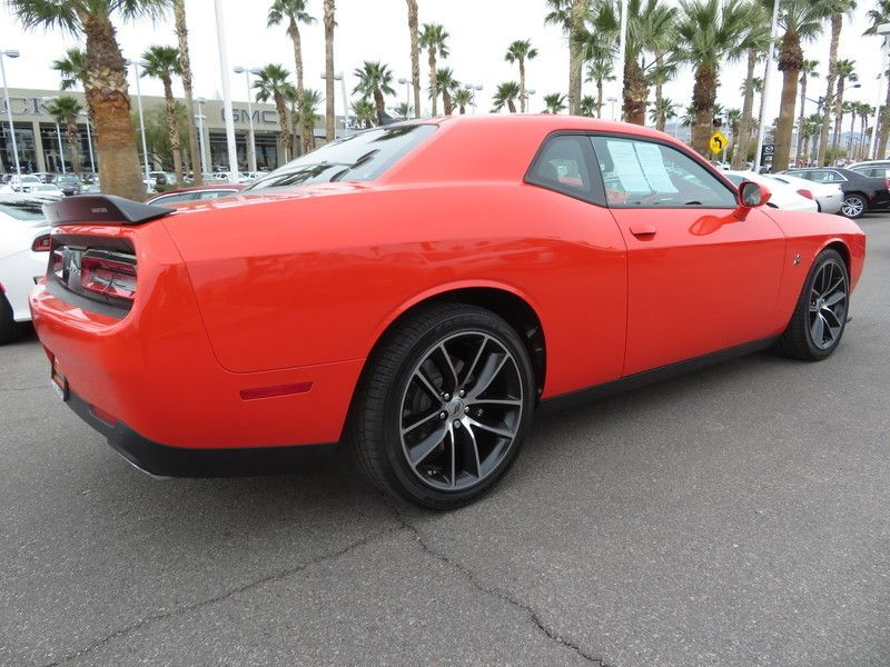 2017 Dodge Challenger R/T Scat Pack Coupe - 17454783 - 11