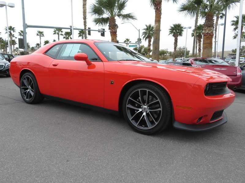 2017 Dodge Challenger R/T Scat Pack Coupe - 17454783 - 2