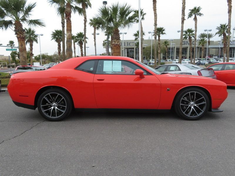 2017 Dodge Challenger R/T Scat Pack Coupe - 17454783 - 3