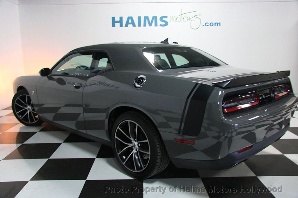 2017 Used Dodge Challenger Scat Pack At Haims Motors