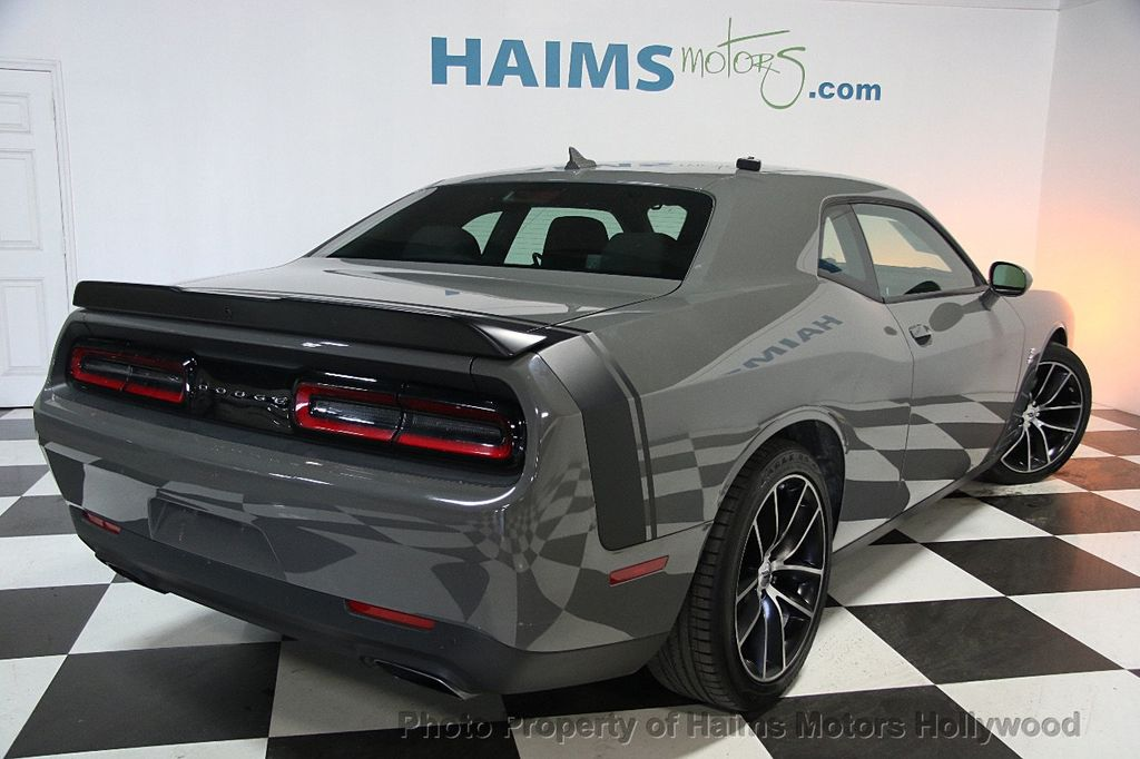 2017 used dodge challenger scat pack at haims motors serving fort lauderdale hollywood miami. Black Bedroom Furniture Sets. Home Design Ideas