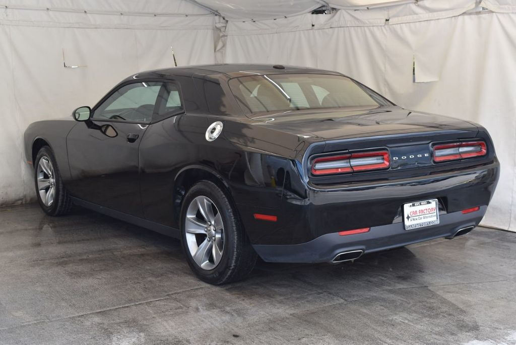 2017 Dodge Challenger SXT Coupe - 17958534 - 5