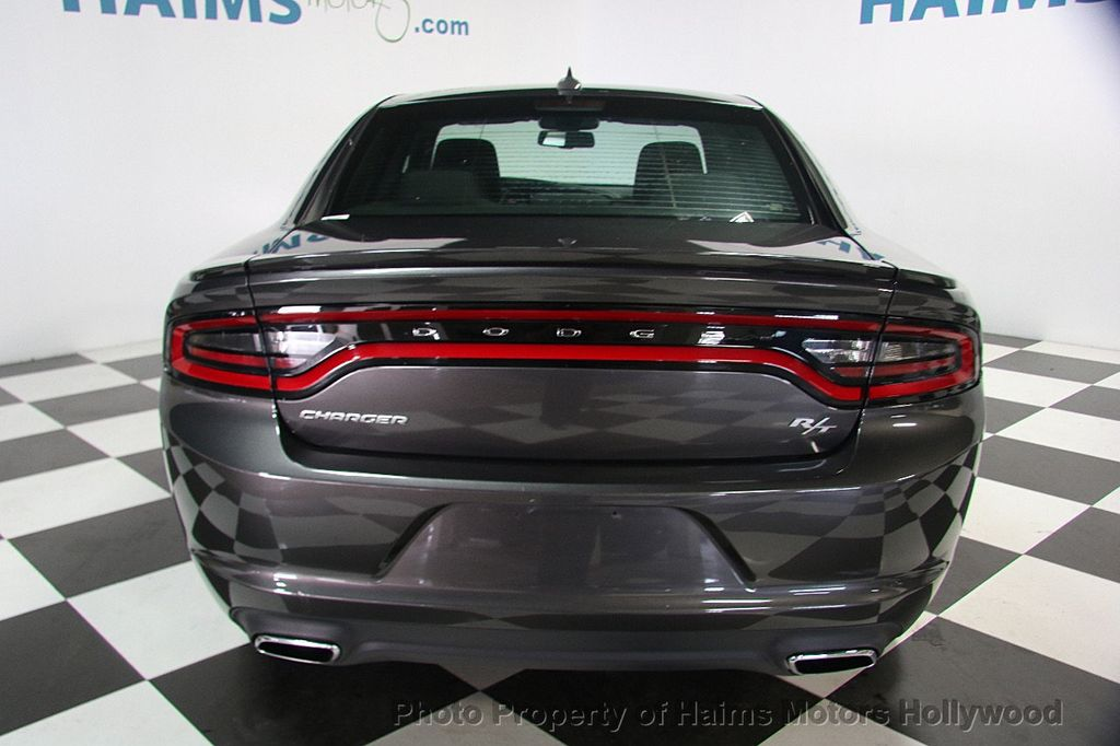 2017 used dodge charger r t rwd at haims motors hollywood - 2017 dodge charger interior accessories ...