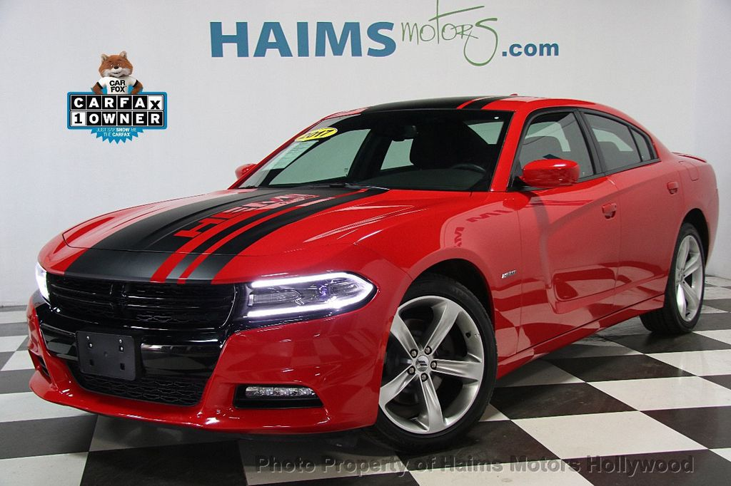 2017 used dodge charger r t rwd at haims motors serving fort lauderdale hollywood miami fl. Black Bedroom Furniture Sets. Home Design Ideas