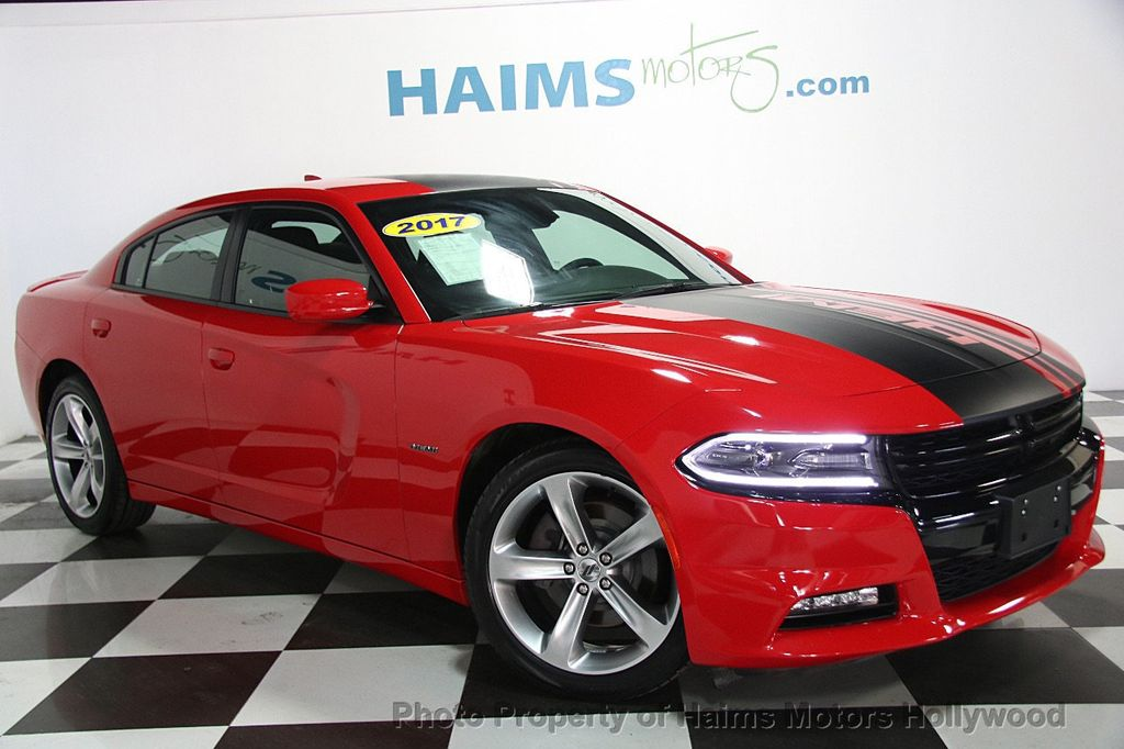 2017 Dodge Charger R T Rwd 17002501 2