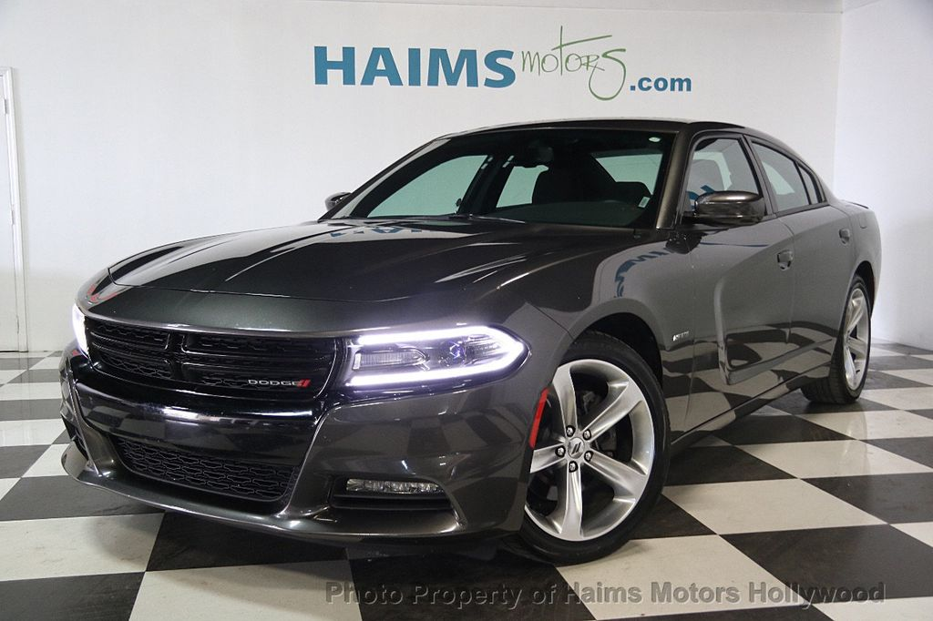 2017 Used Dodge Charger R T Rwd At Haims Motors Serving