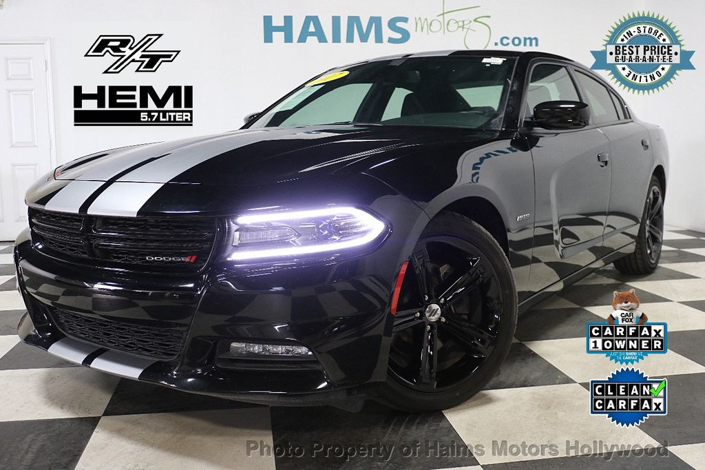 2017 Dodge Charger R/T RWD - 17740430 - 0
