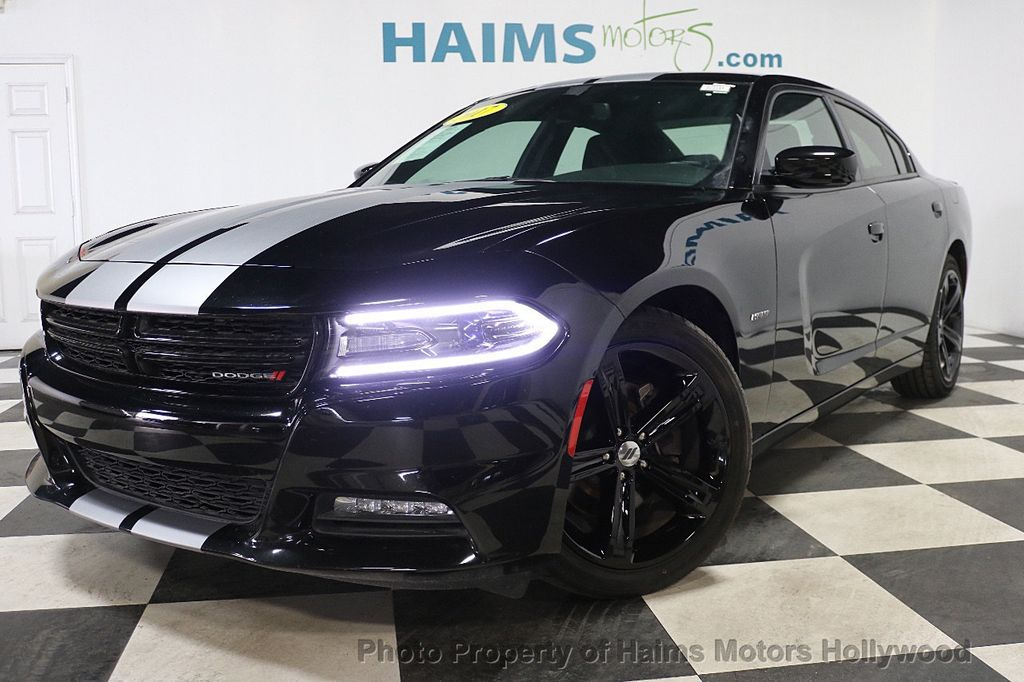 2017 Dodge Charger R/T RWD - 17740430 - 1