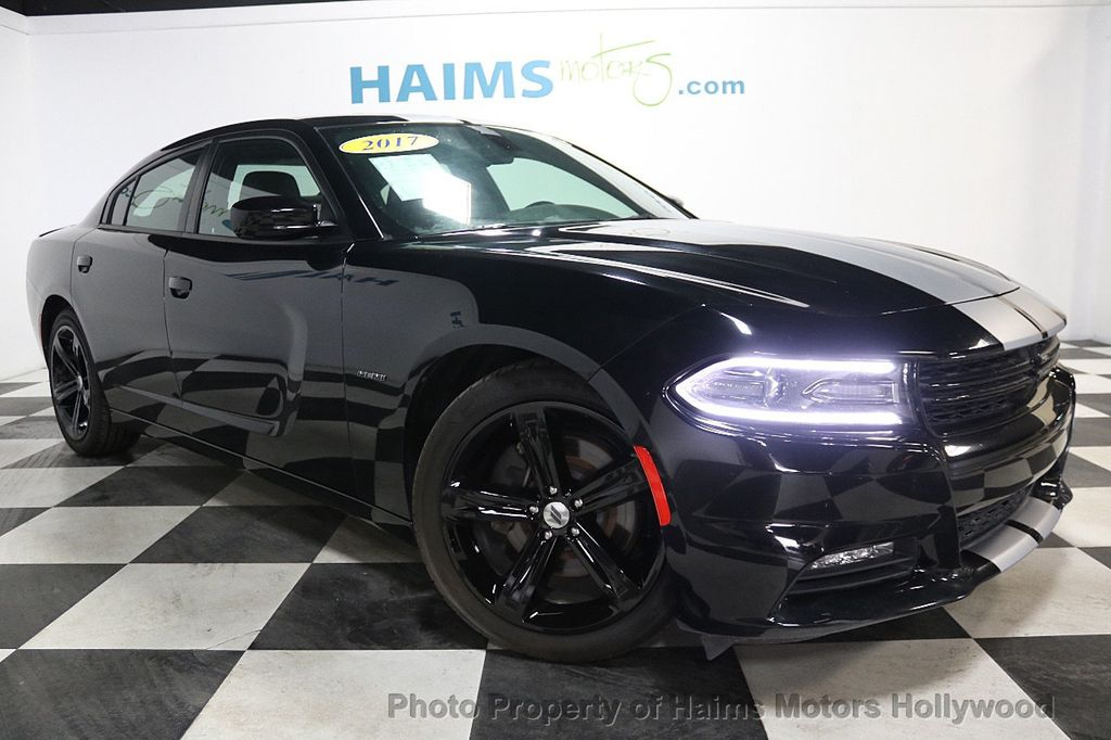2017 Dodge Charger R/T RWD - 17740430 - 3