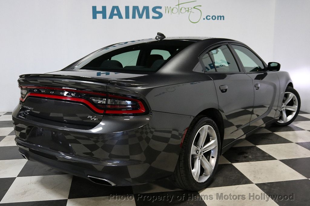 2017 Dodge Charger R T Rwd 18094338 6