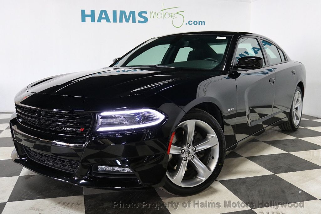 2017 Dodge Charger R/T RWD - 18360433 - 1