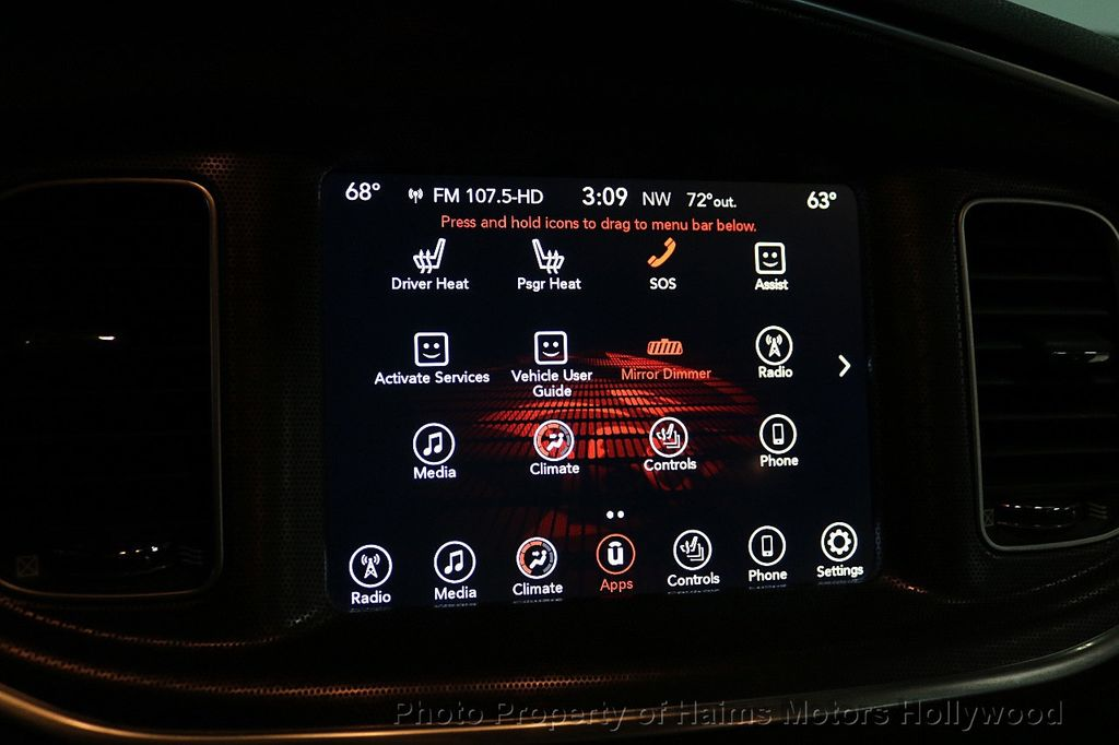 2017 Dodge Charger R/T RWD - 18360433 - 31