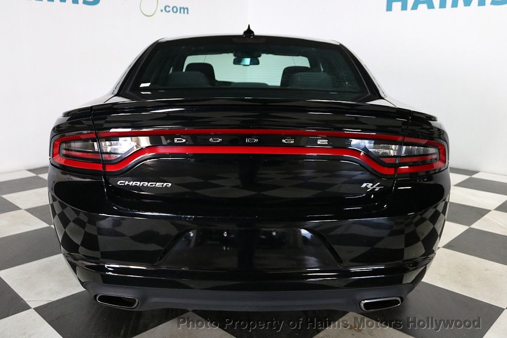 2017 Dodge Charger R/T RWD - 18360433 - 5