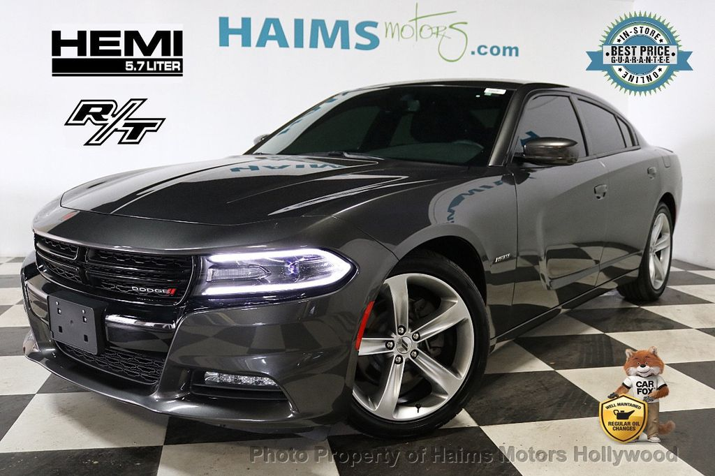 2017 Dodge Charger R/T RWD - 18477454 - 0