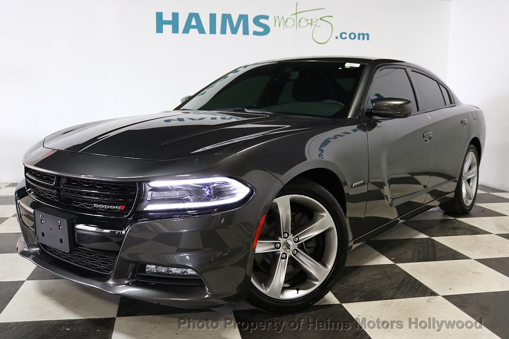 2017 Dodge Charger R/T RWD - 18477454 - 1