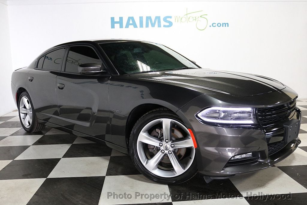 2017 Dodge Charger R/T RWD - 18477454 - 3