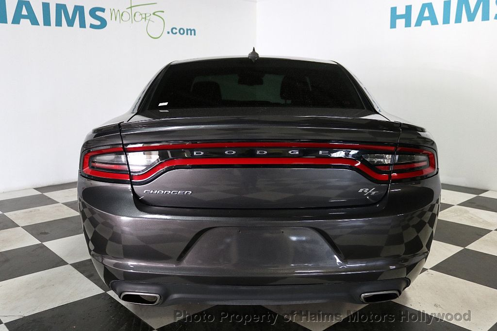 2017 Dodge Charger R/T RWD - 18477454 - 5