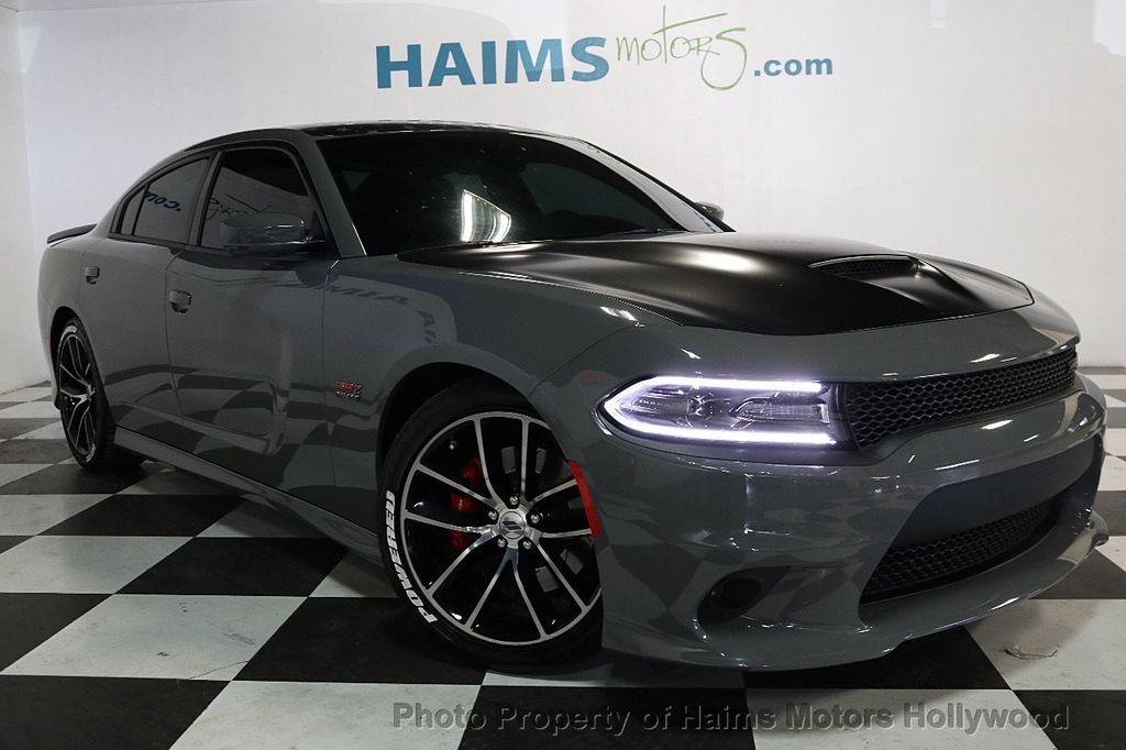 2017 Used Dodge Charger R T Scat Pack Rwd At Haims Motors Serving