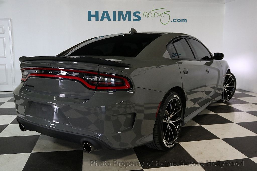 2017 Dodge Charger R/T Scat Pack RWD - 17656347 - 6