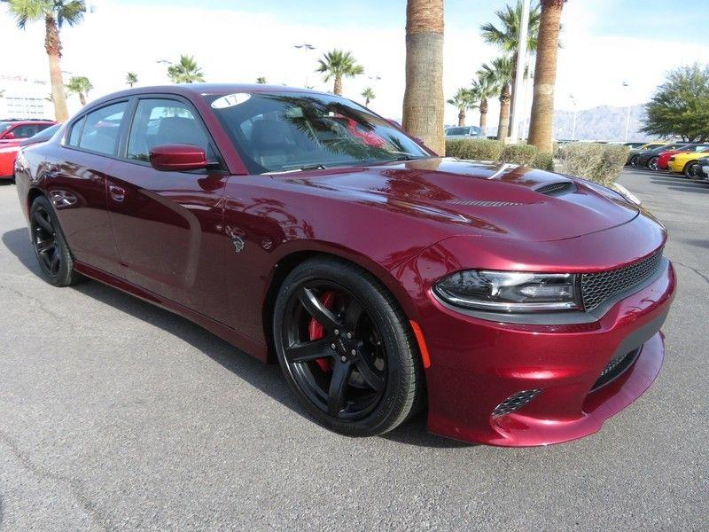 2017 Dodge Charger Srt Hellcat Rwd 17301533 2