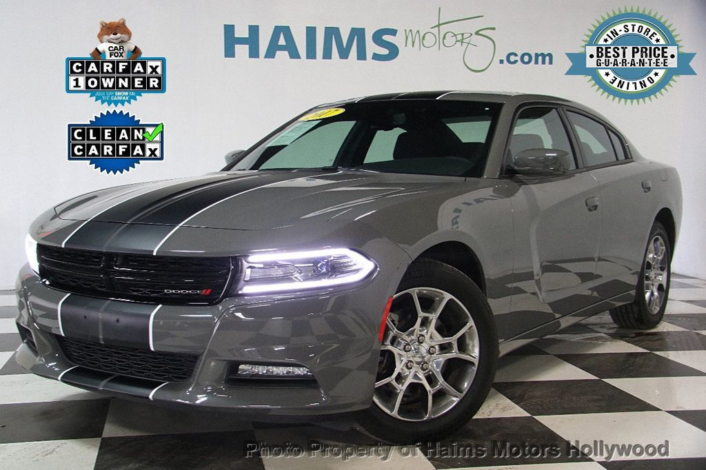 2017 Dodge Charger SXT AWD - 16956964 - 0