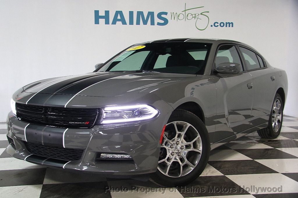 2017 Used Dodge Charger SXT AWD at Haims Motors Serving ...