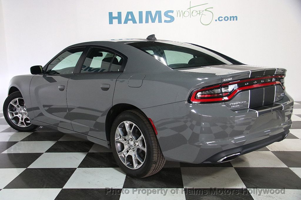 2017 Dodge Charger SXT AWD - 16956964 - 4