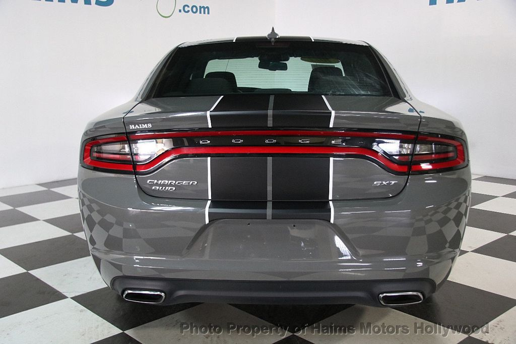 2017 Dodge Charger SXT AWD - 16956964 - 5