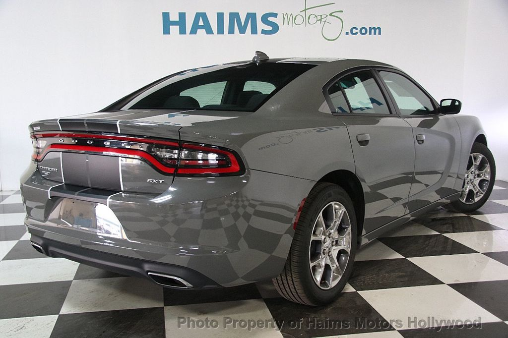 2017 Dodge Charger SXT AWD - 16956964 - 6