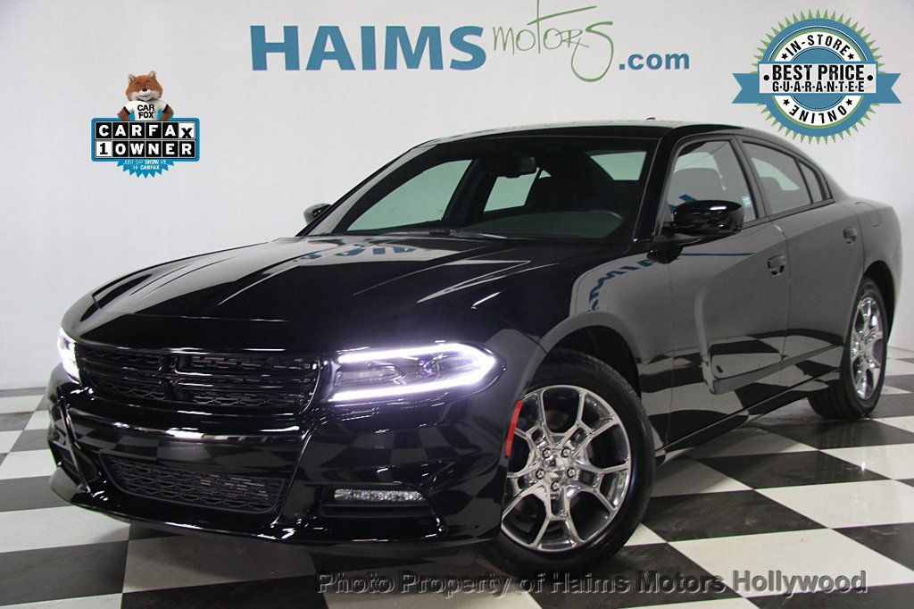 2017 Dodge Charger Sxt Awd 16963448