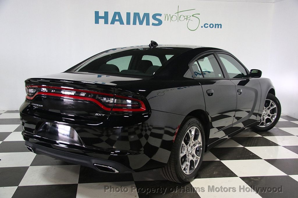 2017 Dodge Charger Sxt Awd 16963448 6